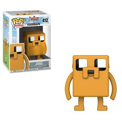 FIGURA POP ADVENTURE TIME - MINECRAFT: JAKE