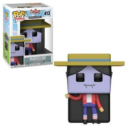 FIGURA POP ADVENTURE TIME - MINECRAFT: MARCELINE