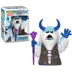 FIGURA POP SMALLFOOT: STONEKEEPER
