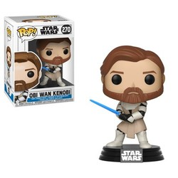 FIGURA POP STAR WARS CLONE: OBI WAN