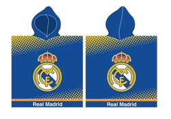 PONCHO REAL MADRID A UNISIZE 55x110