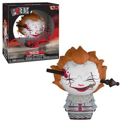 FIGURA DORBZ IT PENNYWISE WROUGHT IRON