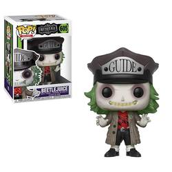FIGURA POP BEETLEJUICE: BEETLEJUICE WITH HAT