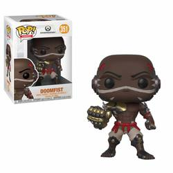 FIGURA POP OVERWATCH: DOOMFIST