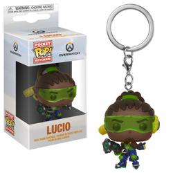 POP KEYRING OVERWATCH LUCIO