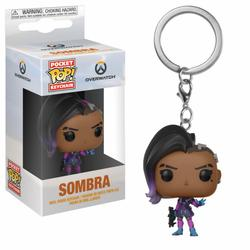 LLAVERO POP OVERWATCH SOMBRA