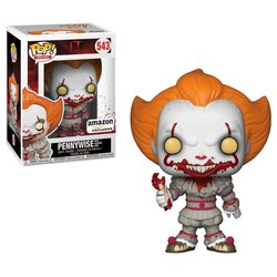 FIGURA POP IT: PENNYWISE SEVERED ARM