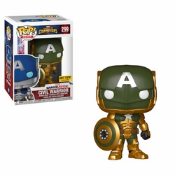 POP FIGURE  MARVEL COC: CIVIL WARRIOR GREEN