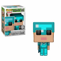 POP FIGURE  MINECRAFT: ALEX DIAMOND