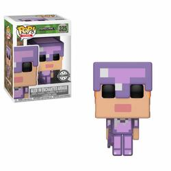 POP FIGURE  MINECRAFT: ALEX ENCHANTED ARMOR