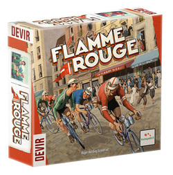 FLAMME ROUGE (CASTELLANO)