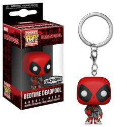 POP KEYRING DEADPOOL BATH ROBE