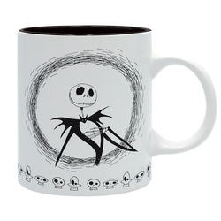 THE NIGHTMARE BEFORE CHRISTMAS MUG: JACK