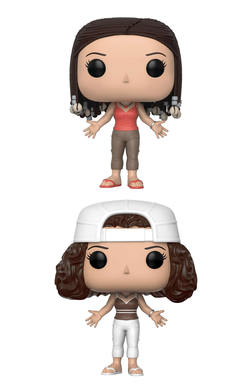 CAJA POP FRIENDS MONICA GELLER CHASE 5+1