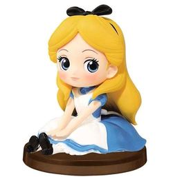 FIGURA BANPRESTO DISNEY ALICIA 7 CM