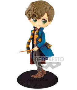 FIGURA BANPRESTO HARRY POTTER NEWT 14 CM