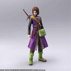 FIGURA PLAY ARTS DRAGON QUEST ECHOES AGE 14 CMS