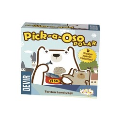 PICK-A-POLAR BEAR (SPANISH)