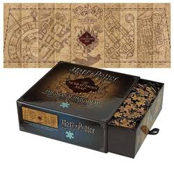 HARRY POTTER MARAUDER PUZZLE 1000 PCS