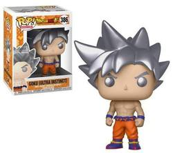 FIGURA POP DRAGON BALL: GOKU ULTRA INSTINCT FORM