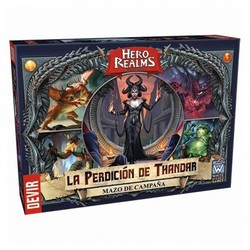 HERO REALMS LA PERDICIÓN DE THANDAR *SPANISH*