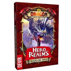 HERO REALMS MAZO DRAGON *SPANISH*