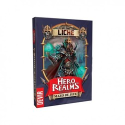 HERO REALMS MAZO LICHE *SPANISH*