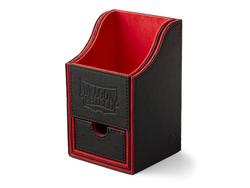 NEST BOX PLUS DRAGON SHIELD NEGRO+ROJO