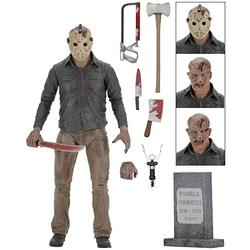 NECA FIGURE FRIDAY 13TH: ULTIMATE JASON 18CM