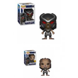 POP FIGURE THE PREDATOR BOX 5+1 CHASE