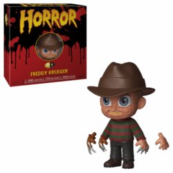 5 STAR HORROR FIGURE: FREDDY KRUEGER