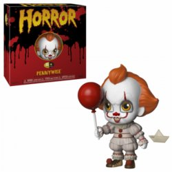 5 STAR HORROR FIGURE: PENNYWISE