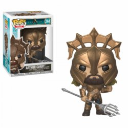 FIGURA POP AQUAMAN: ARTHUR CURRY GLADIATOR
