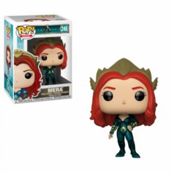 FIGURA POP AQUAMAN: MERA
