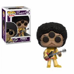 FIGURA POP MUSIC: PRINCE 3RD EYE