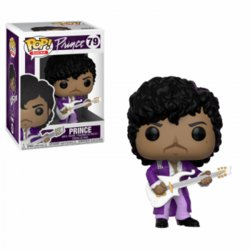 FIGURA POP MUSIC: PRINCE PURPLE RAIN