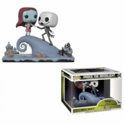 FIGURA POP NBX: JACK & SALLY ON THE HILL