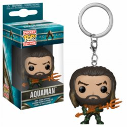 LLAVERO POP AQUAMAN: AQUAMAN
