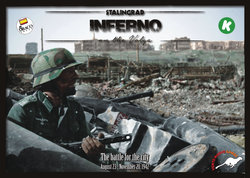 STALINGRAD INFERNO - KICKSTARTER EDITION (ENGLISH & SPANISH)