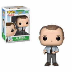 FIGURA POP MATRIMONIO CON HIJOS: AL BUNDY