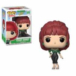 FIGURA POP MATRIMONIO CON HIJOS: PEGGY BUNDY