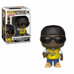 FIGURA POP ROCKS: NOTORIOUS B.I.G. JERSEY