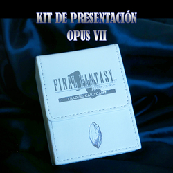 FINAL FANTASY TCG OPUS 7 PRE-RELEASE KIT