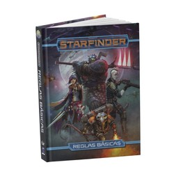 STARFINDER CORE RULEBOOK *SPANISH*
