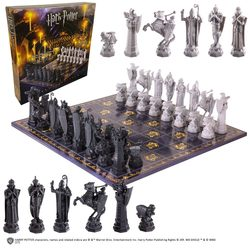 HARRY POTTER WIZARD CHESS (DELUXE) 47x47