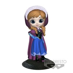 FIGURA BANPRESTO DISNEY ANNA COLOR 14 CM