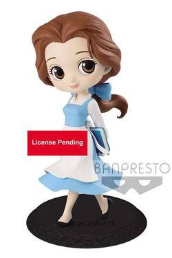 FIGURA BANPRESTO DISNEY BELLA COUNTRY CLEAR 14 CM