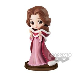 FIGURA BANPRESTO DISNEY BELLA WINTER 7 CM