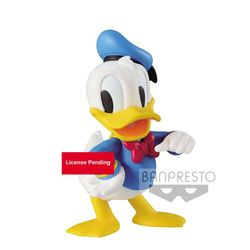 FIGURA BANPRESTO DISNEY DONALD 10 CM