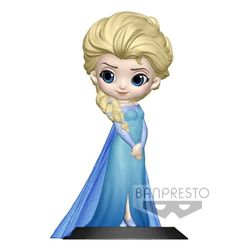 FIGURA BANPRESTO DISNEY ELSA COLOR 14 CM